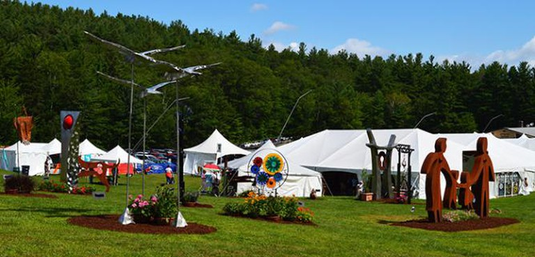 Annual League of NH Craftsmen's Fair