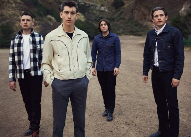 The Arctic Monkeys