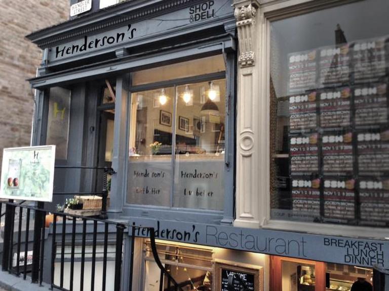 Hendersons of Edinburgh