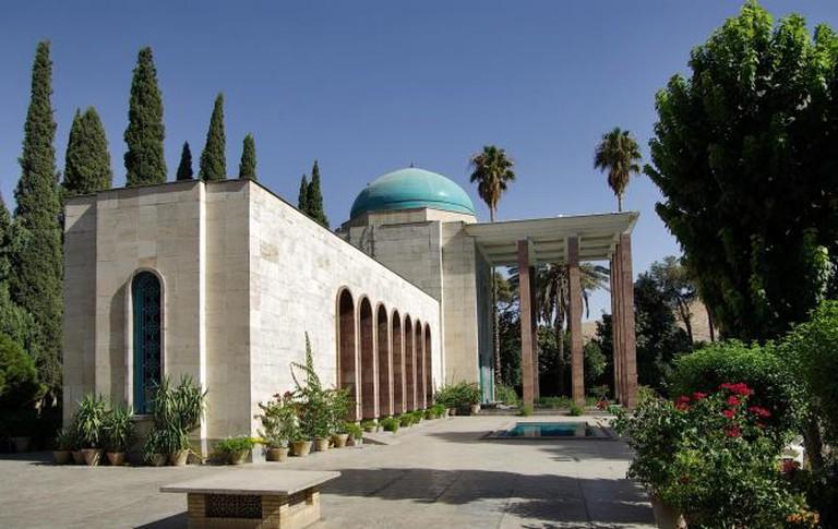 Saadi Tomb