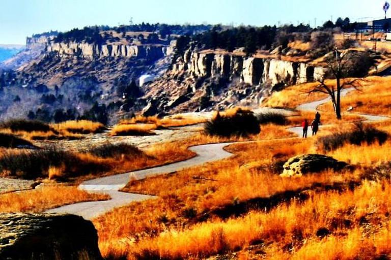 Swords Park Trail, Montana