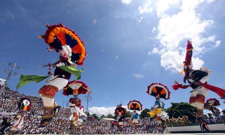 Guelaguetza Festival: Traditional