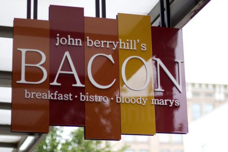 John Berryhill's Bacon | © Alan Levine/Flickr