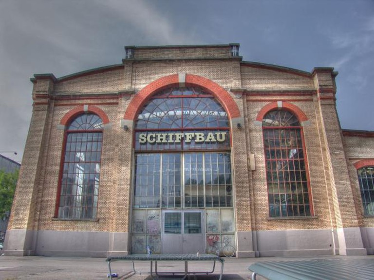 Schiffbau Building