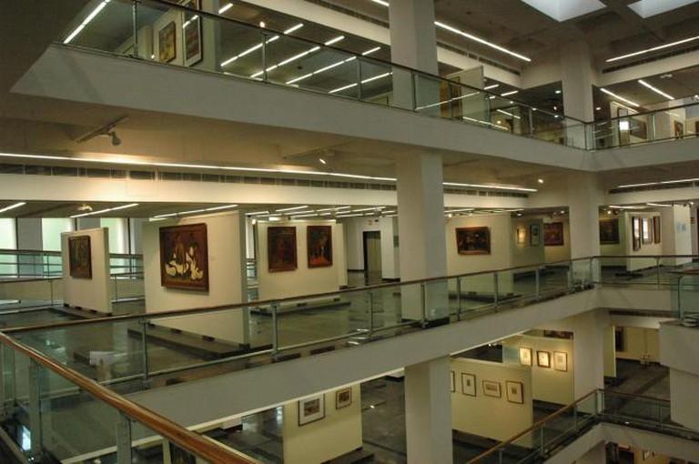 Inside National Gallery of Modern Art  Courtesy of National Gallery of Modern Art