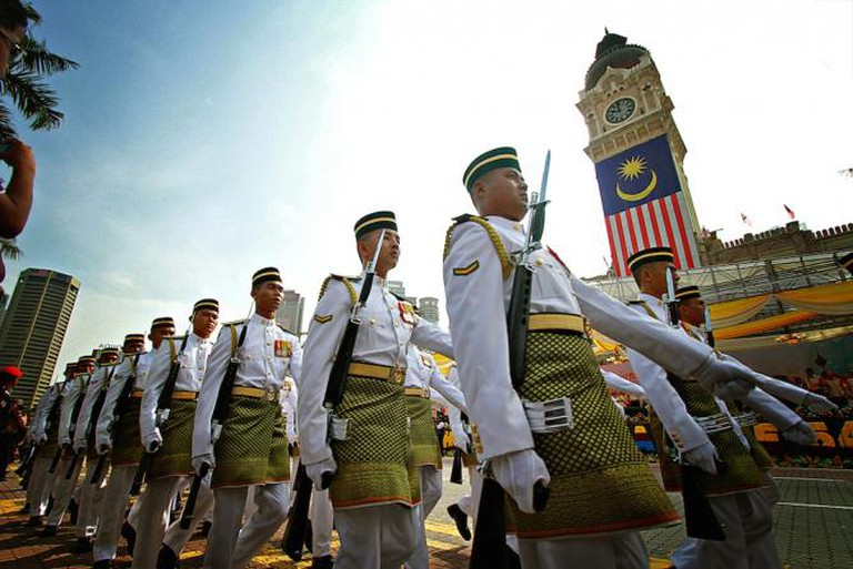 Malaysia Day © esharkj/WikiCommons