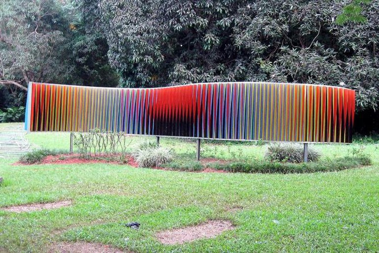 Fisiocromía Boricua, Jardín Botánico, Universidad de Puerto Rico