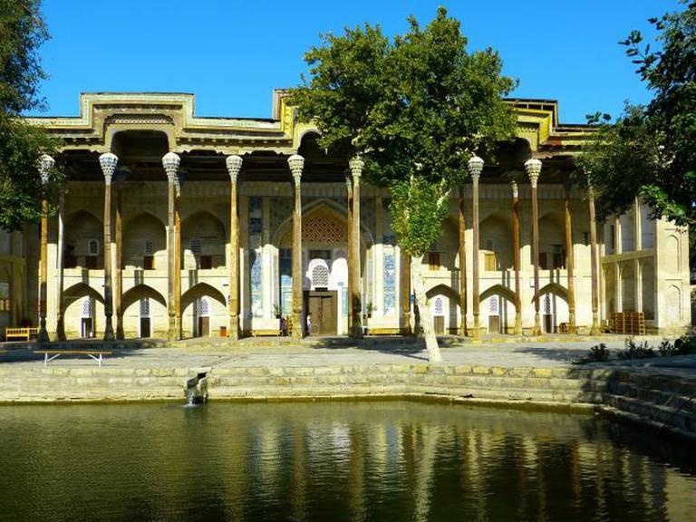 Bolo Hauz, Bukhara