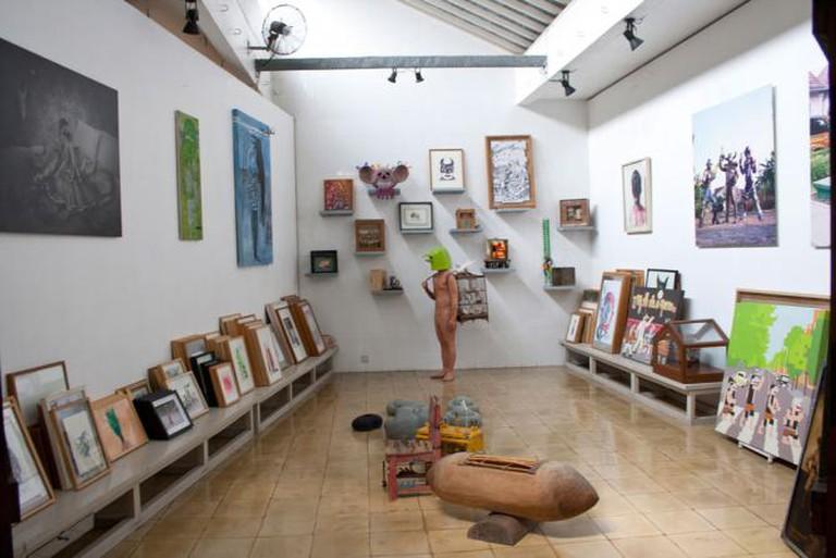 Cemeti Art House| Courtesy Cemeti Art House