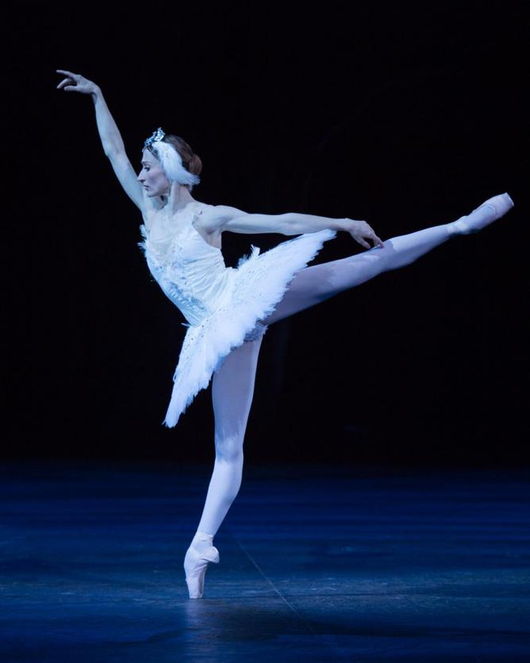 Daria - White Swan in Swan Lake