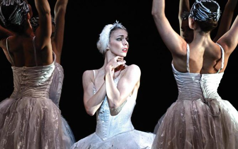 Natalia Osipova in Swan Lake
