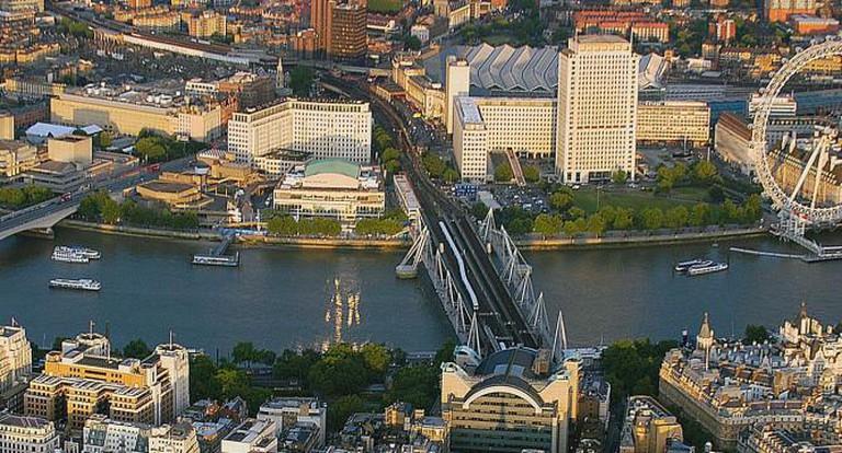 Southbank Centre   © opringle/WikiCommons