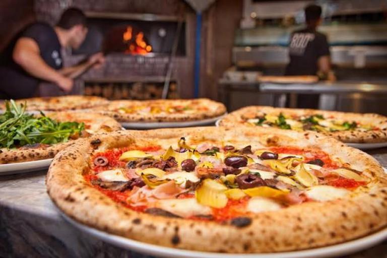 Image Courtesy of 800 Degrees Pizza