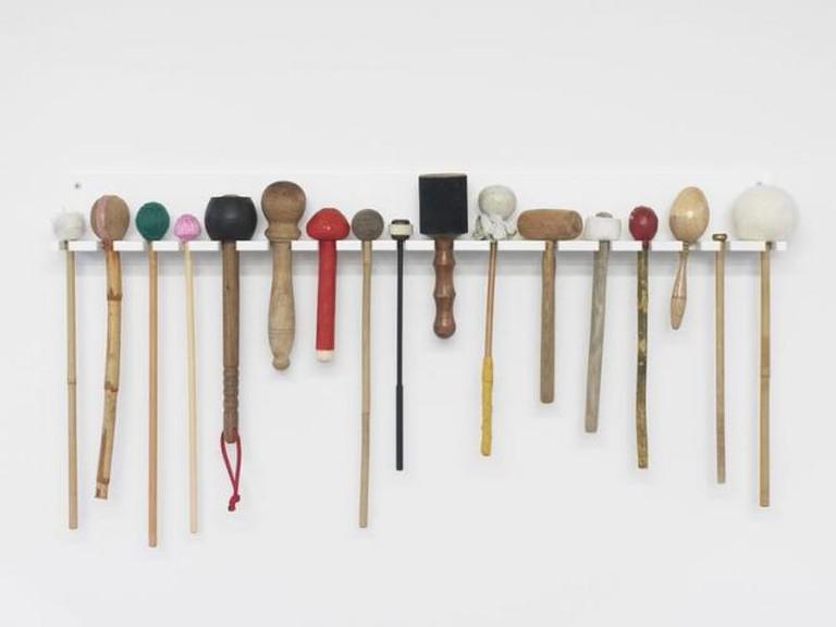One of Florian Dombois' seminal artworks | © Stefan Altenburger