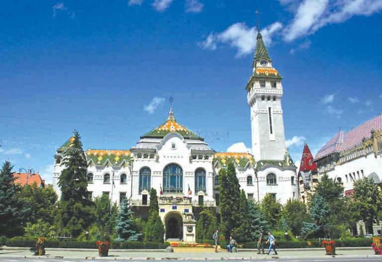 University Targu Mures