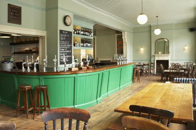 Image Courtesy of THE DRAPERS ARMS