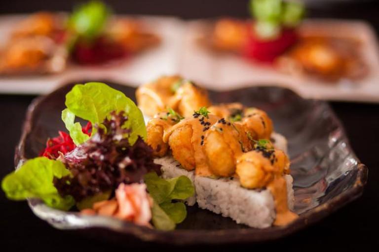 Courtesy Fushin Sushi and Eastern Cuisine