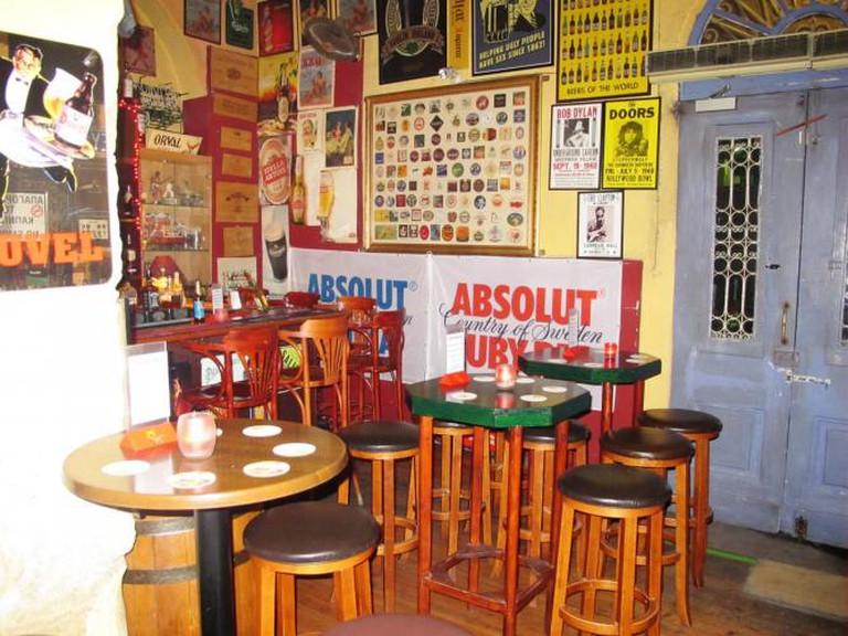 Interior of the café   Courtesy Art Café 1900