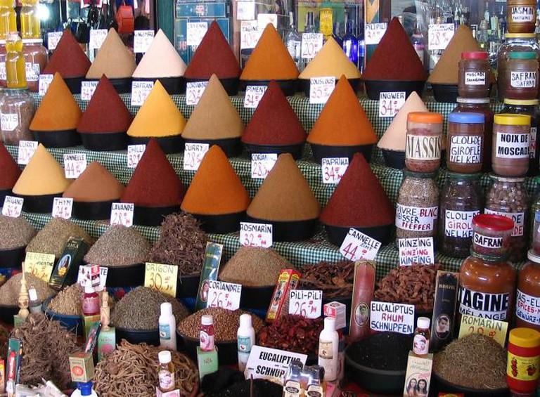Spice Market, Rabat, Morocco