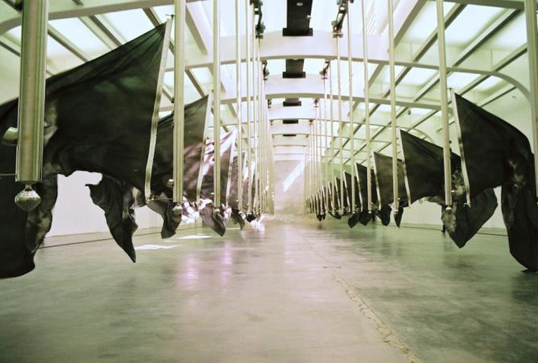Yang Peiming, 'Landscape of Childhood' installation view at UCCA, 2009