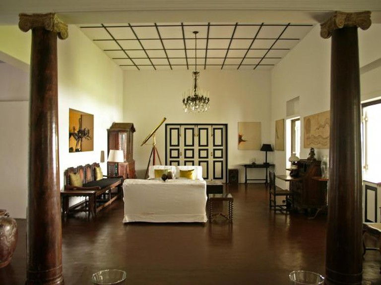 Geoffrey bawa the father of sri lankan architecture for Colombo design spa