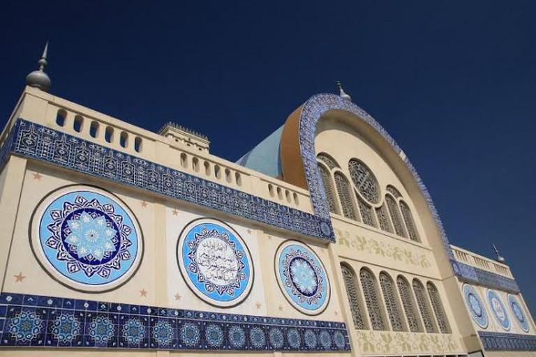 Blue Souk-Sharjah