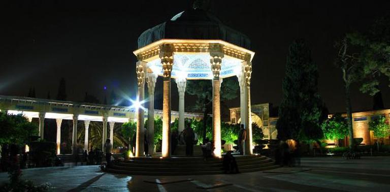 Tomb of Hafez   © Uploadbot/Wikicommons