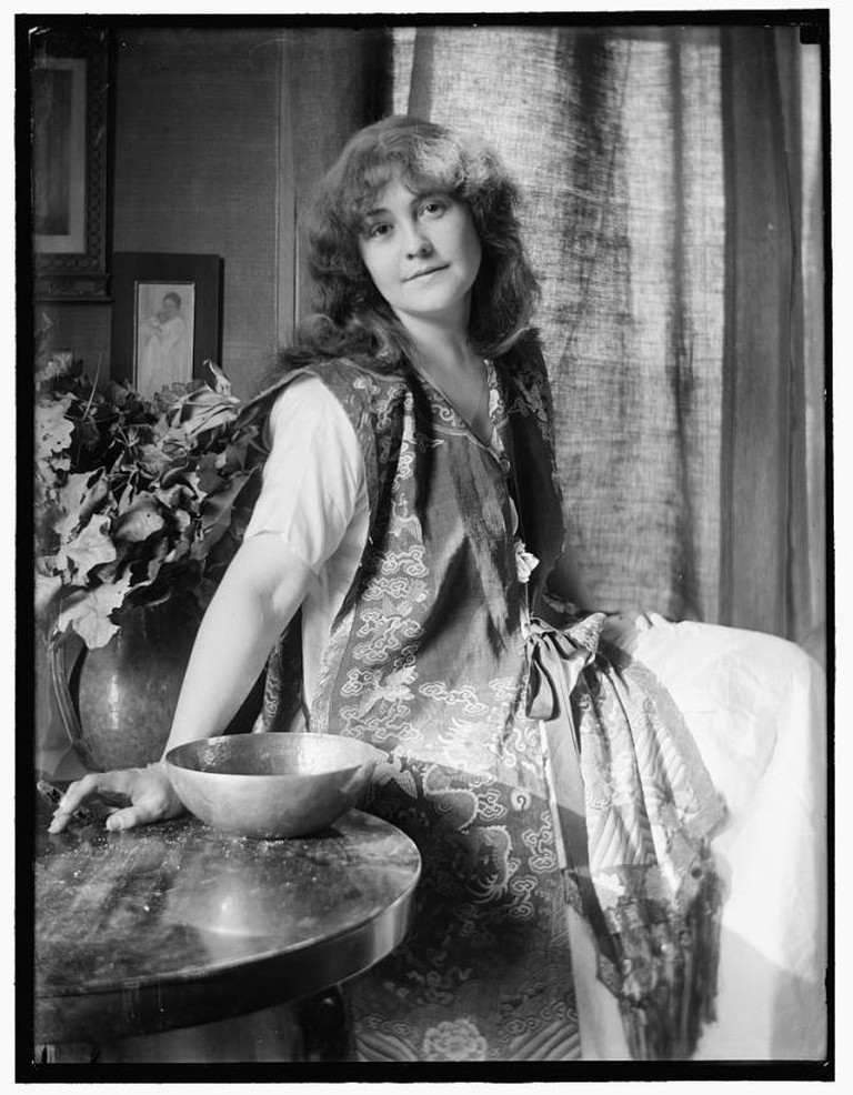 Gertrude Käsebier, Rose O'Neill, 1907 | Courtesy of Library of Congress