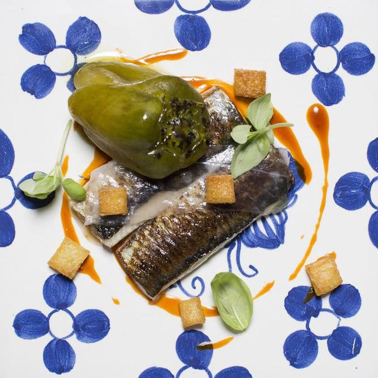 Food at Feitoria | © Rota das Estrelas/Flickr