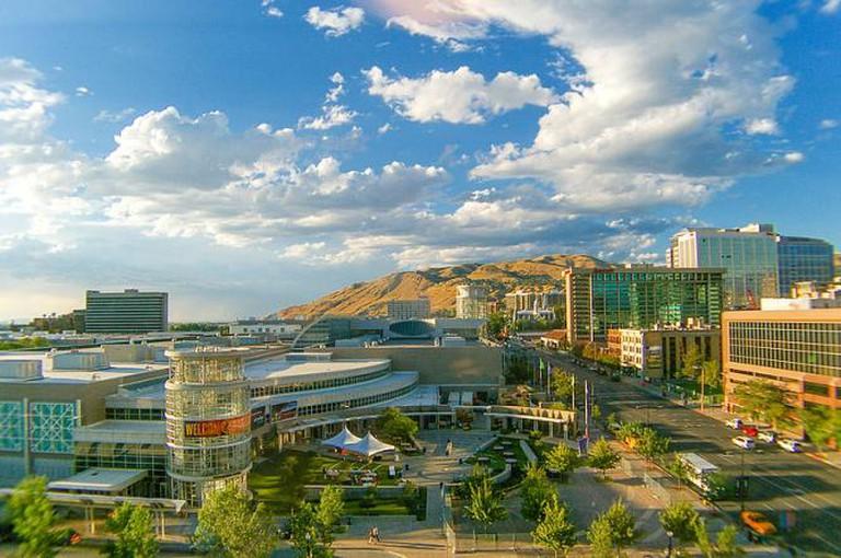 Salt Lake City | © Ricardo630/Wikicommons
