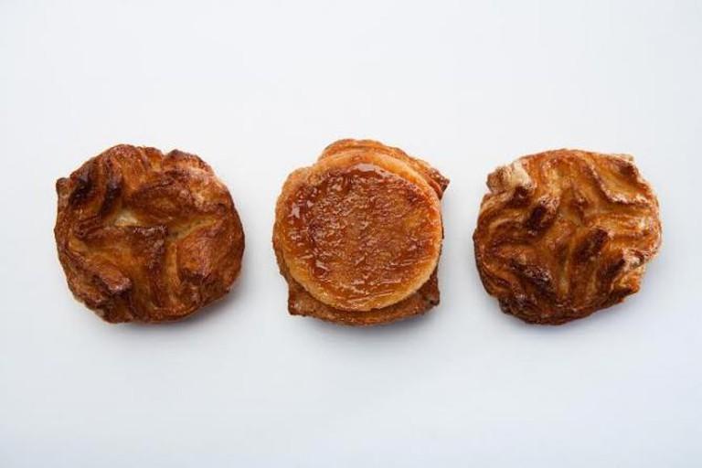 Kouing Amon pastries | Courtesy Les Madeleine's