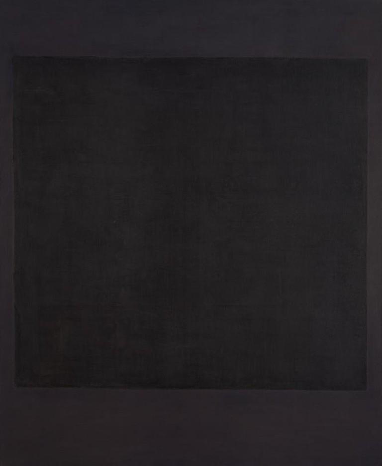Mark Rothko, 'No. 7,' 1964, mixed media on canvas | Courtesy Gemeentemuseum den Haag