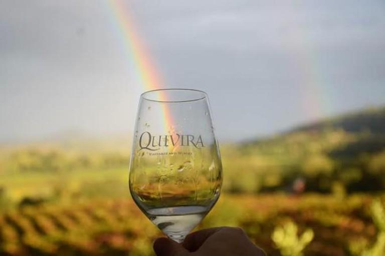 Courtesy of Quiviria Vineyards & Winery