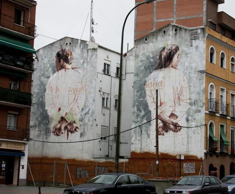 'Project Paisaje Tetuàn', Madrid, Spain, 2013 | © Fernando Escribano