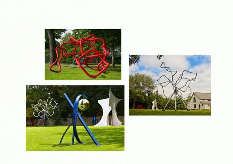 Connecticut's Best Sculpture Parks