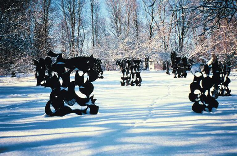 Courtesy David Hayes Sculpture Field