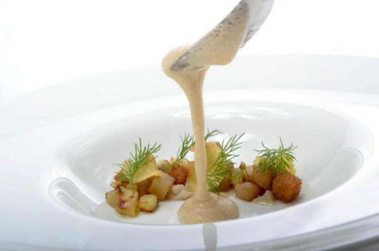 Parsnip soup | Image courtesy of Smörgås Chef