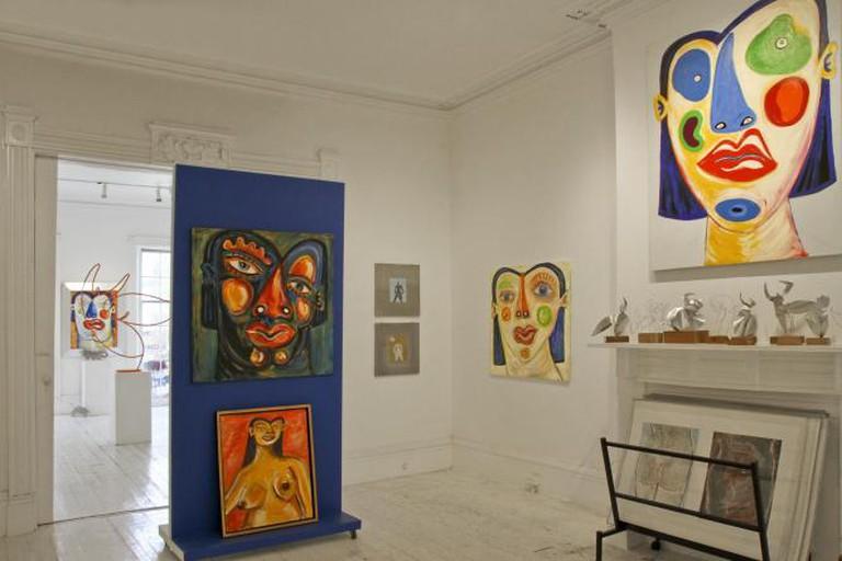 Steve Martin Fine Art Gallery