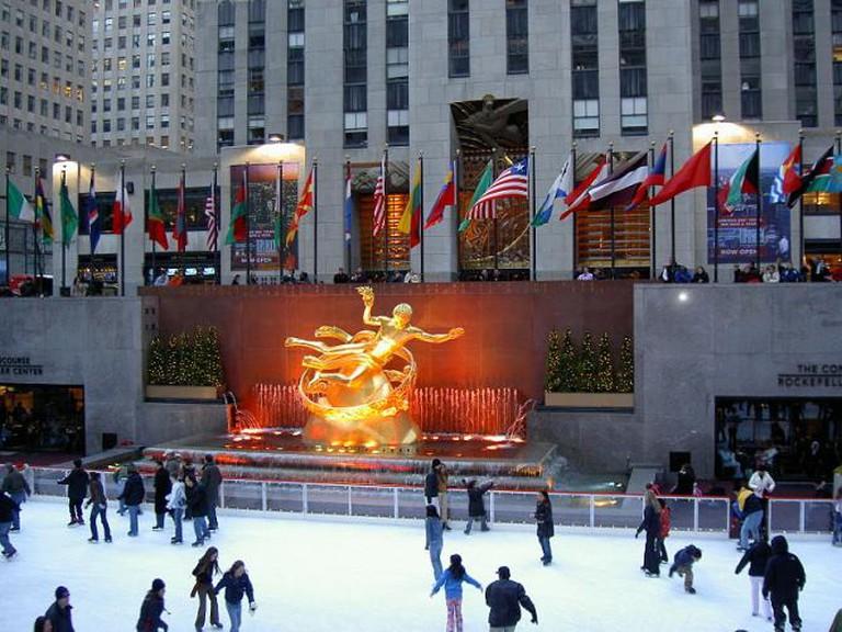 Rockefeller Center, in New York City | © Mr Bullitt/WikiCommons