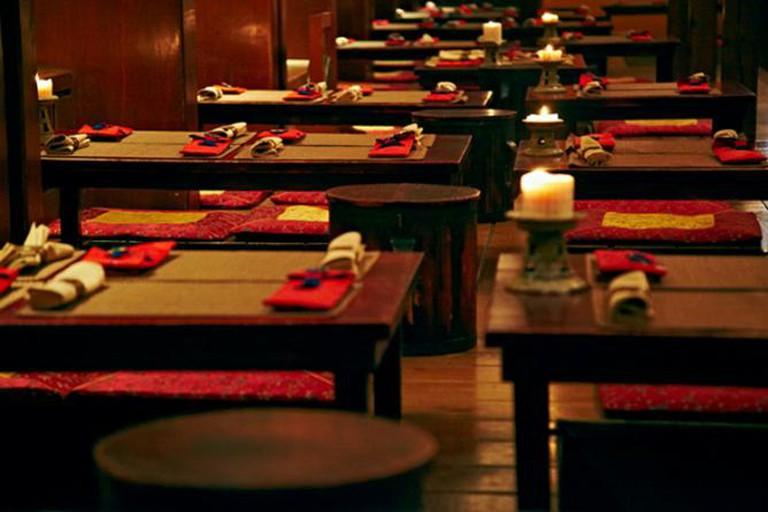 Hangawi Interior   Image Courtesy of Hangawi