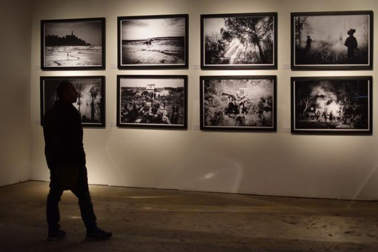 Exhibition Writing With Light | © Sofie Lintermans