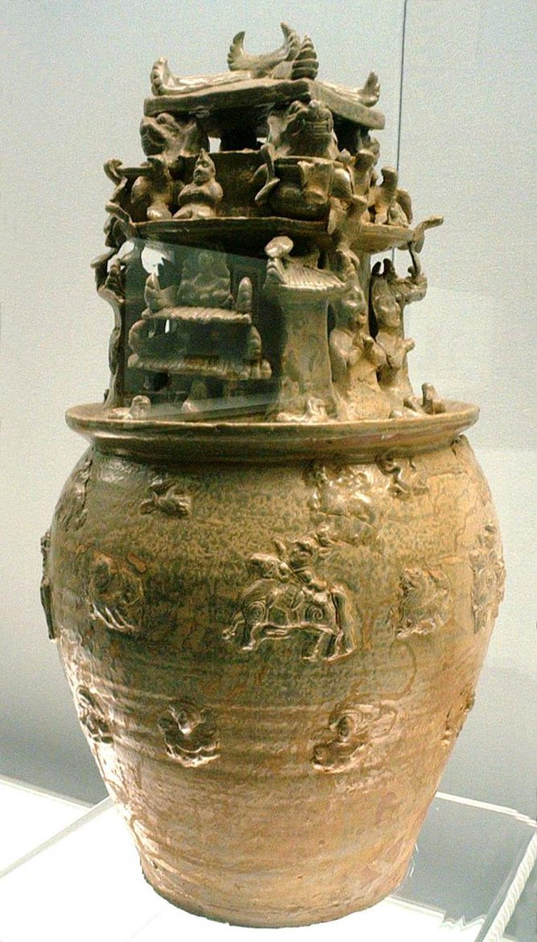 Ancient Chinese Pottery