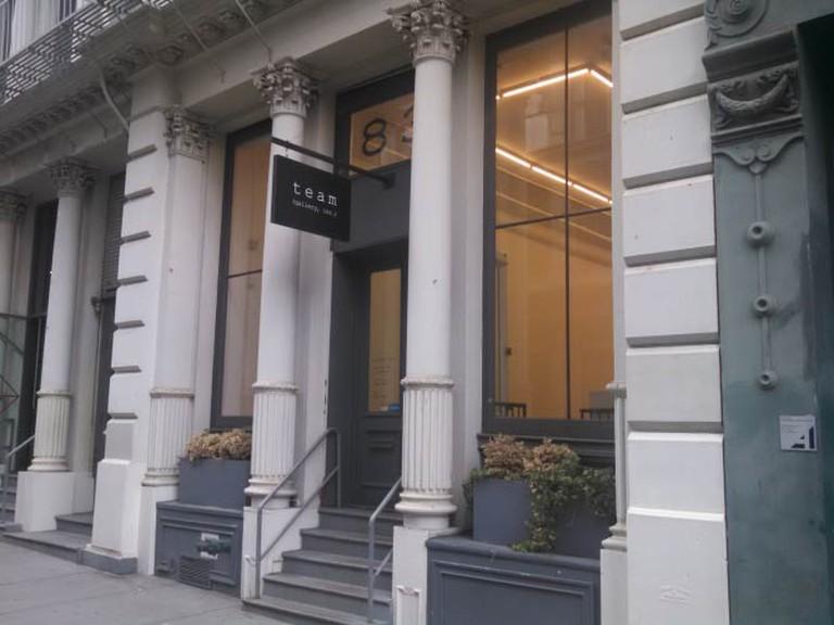 Team Gallery, SoHo NY   © John Phelan/WikiCommons