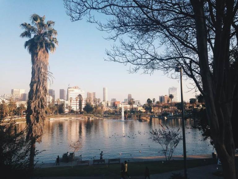 MacArthur Park | © Gabriela Barragan