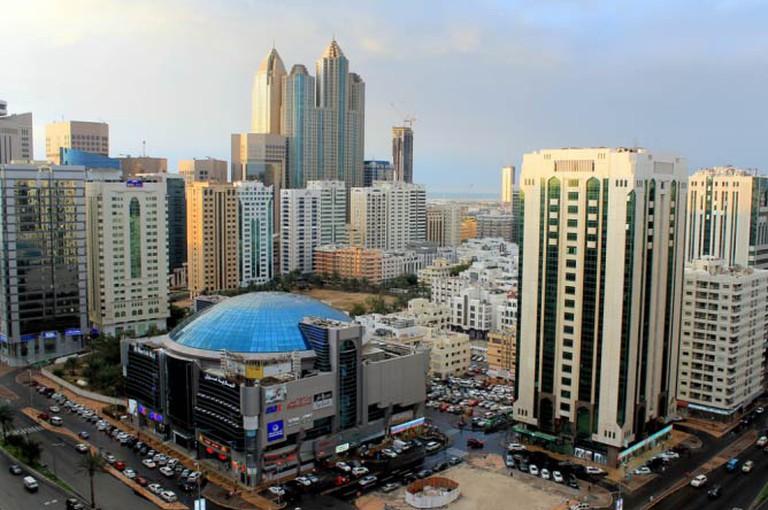 Abu Dhabi   © Fintrvlr/Flickr