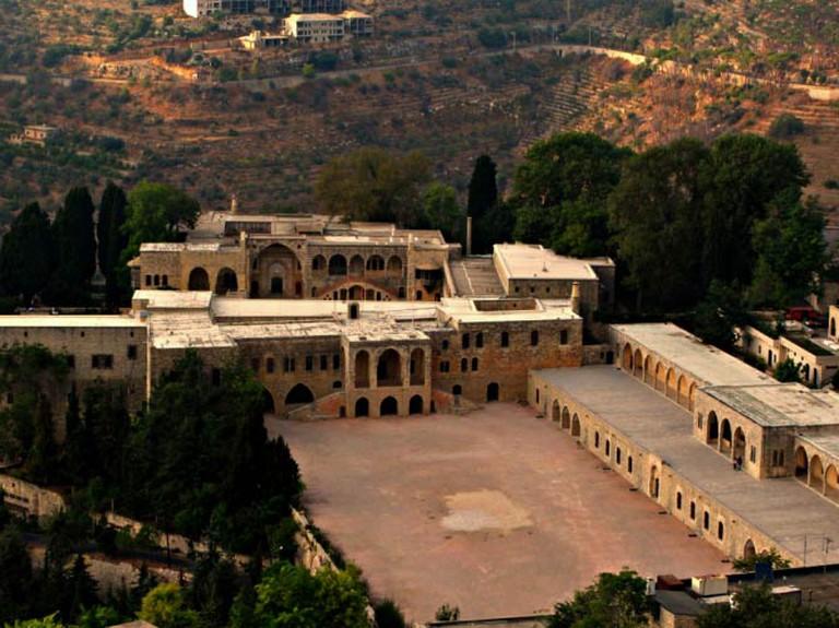 Beiteddine Palace   © Reji/Flickr