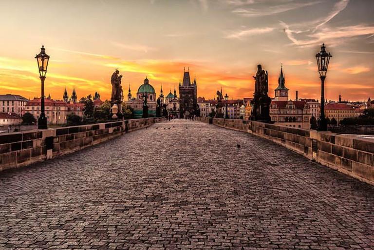 Prague Sunrise | © Valerii Tkachenko/WikimediaCommons