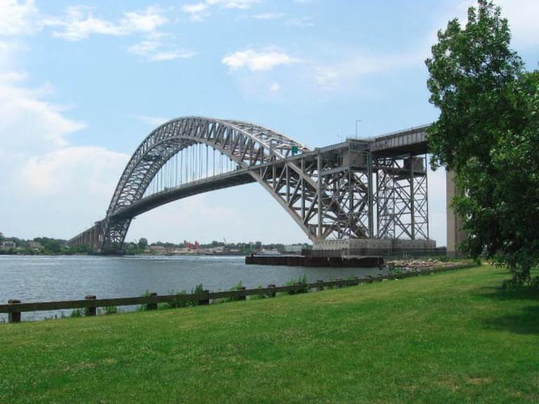 Bayonne Bridge   © Jim.henderson/WikiCommons