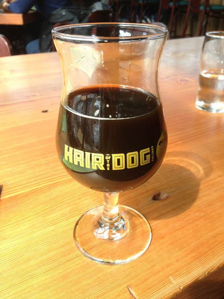 Barrel aged beer by Hair of the Dog Brewing Company | © Rfkphoto/WikiCommons