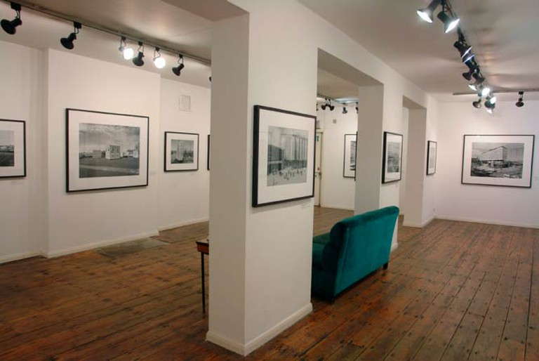 'City State' exhibition by John Davies | © Side Gallery/ Amber Collective